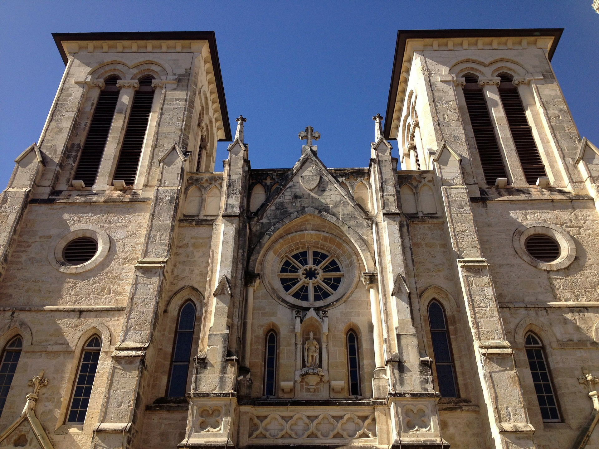The San Fernando Cathedral was founded in 1731, making it one of the oldest cathedrals in the U.S. and the oldest cathedral in Texas.